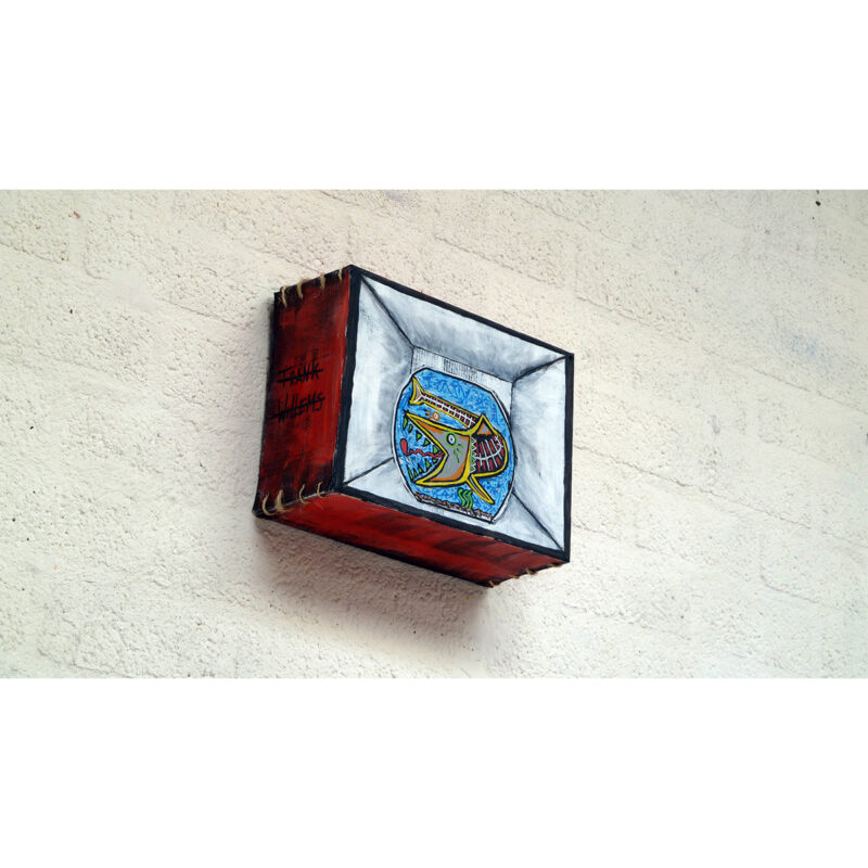 BOX (01) 'FISHBOWL' 01 - Frank Willems