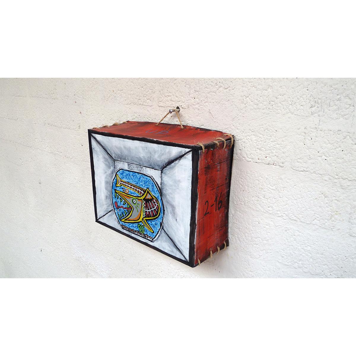 BOX (01) 'FISHBOWL' 03 - Frank Willems