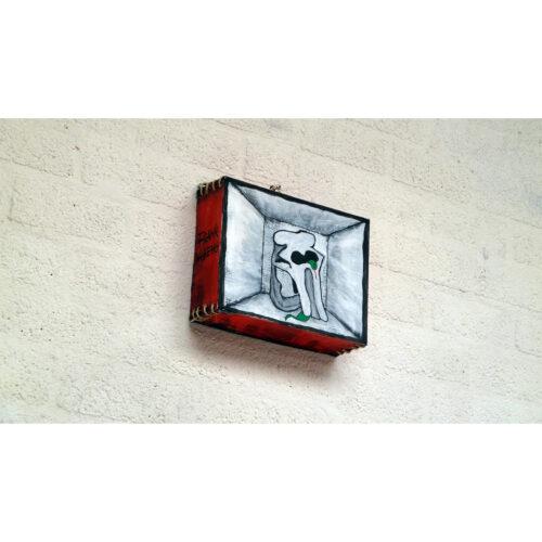 BOX (03) 'ELEPHANT SKULL' 01 - Frank Willems