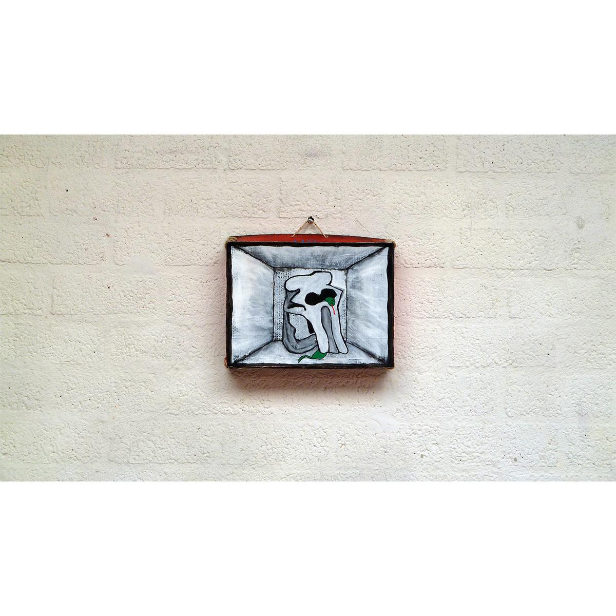 BOX (03) 'ELEPHANT SKULL' 02 - Frank Willems