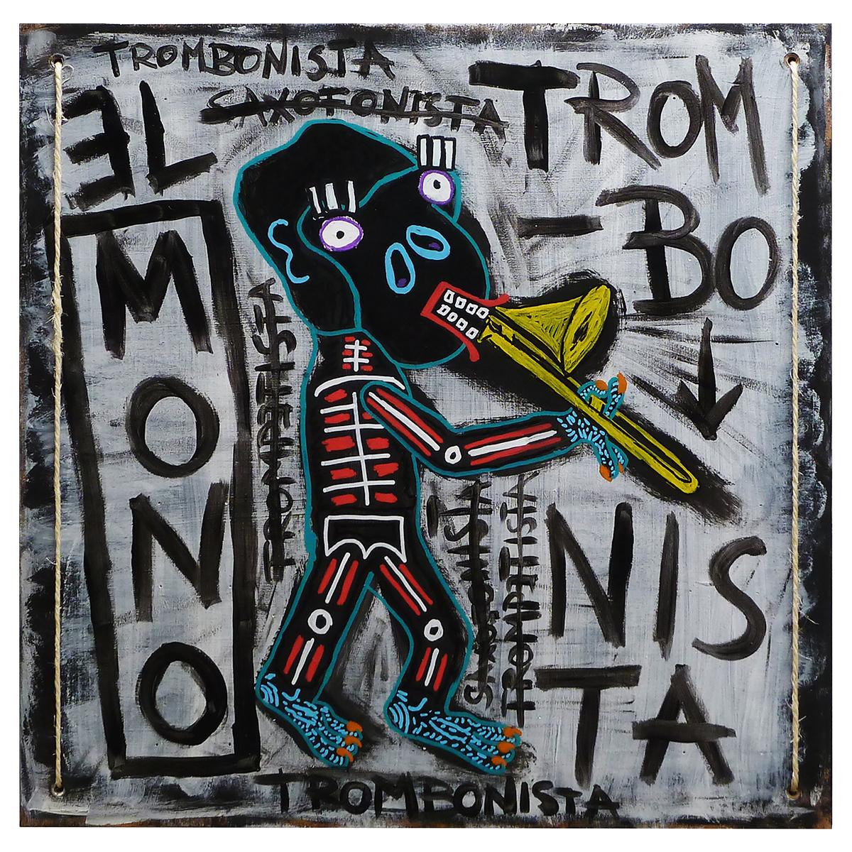 EL MONO TROMBONISTA - Frank Willems