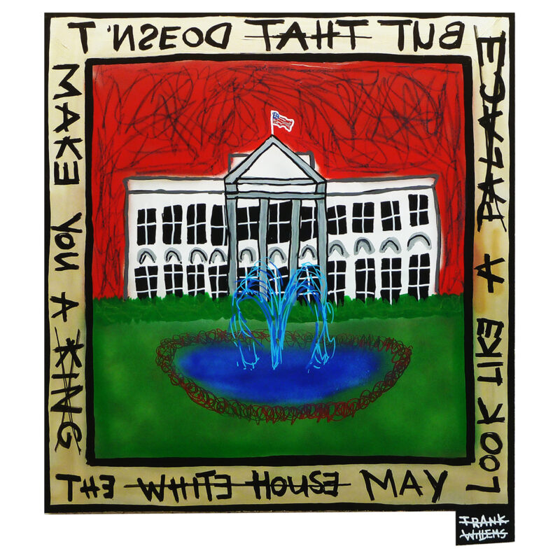 THE WHITE HOUSE 01 - Frank Willems