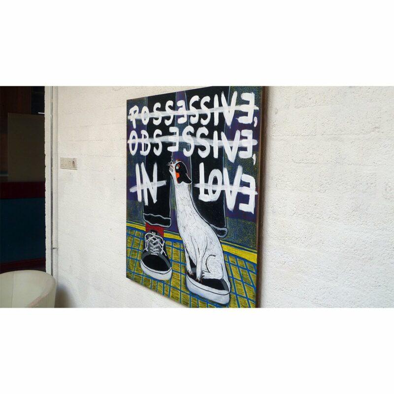 POSSESSIVE, OBSESSIVE, IN LOVE 03 - Frank Willems