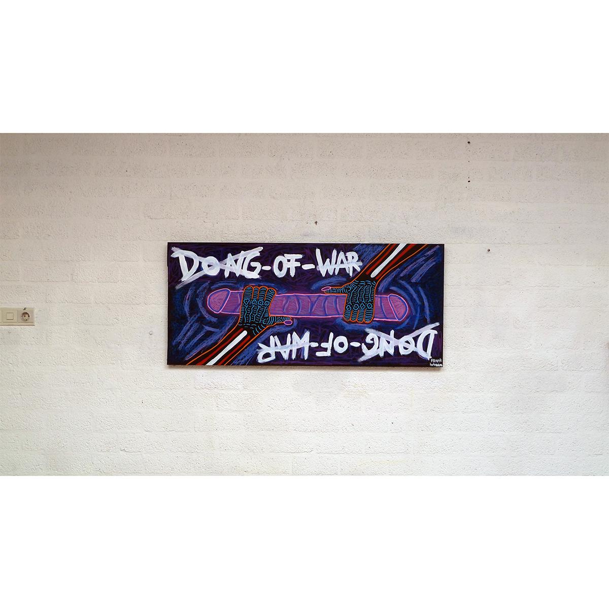DONG-OF-WAR 02 - Frank Willems