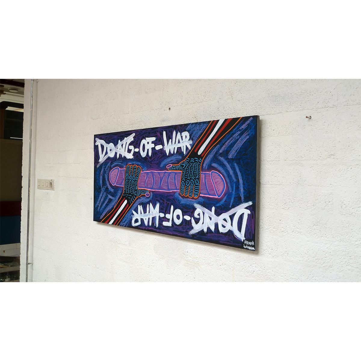 DONG-OF-WAR 03 - Frank Willems
