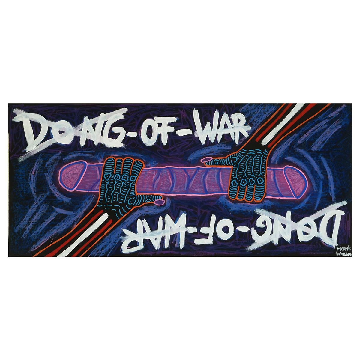 DONG-OF-WAR - Frank Willems