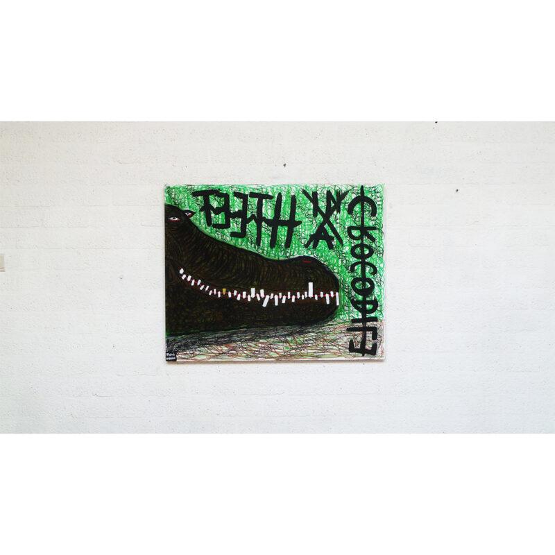 TEETH IN A CROCODILE 02 - Frank Willems