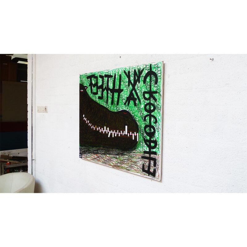 TEETH IN A CROCODILE 03 - Frank Willems