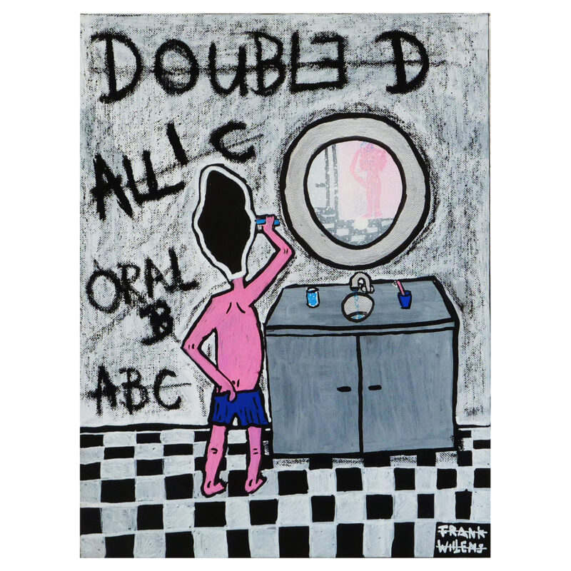 ABC DOUBLE D - Frank Willems