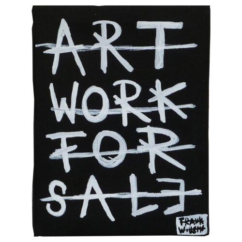 ARTWORK FOR SALE - Frank Willems