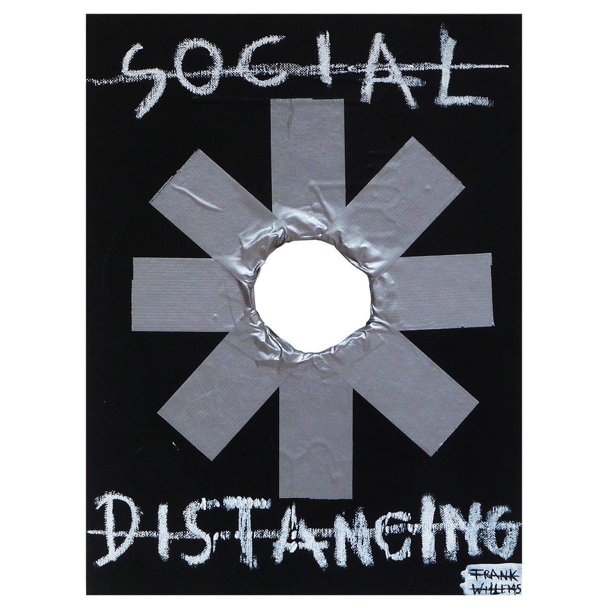 SOCIAL DISTANCING - Frank Willems