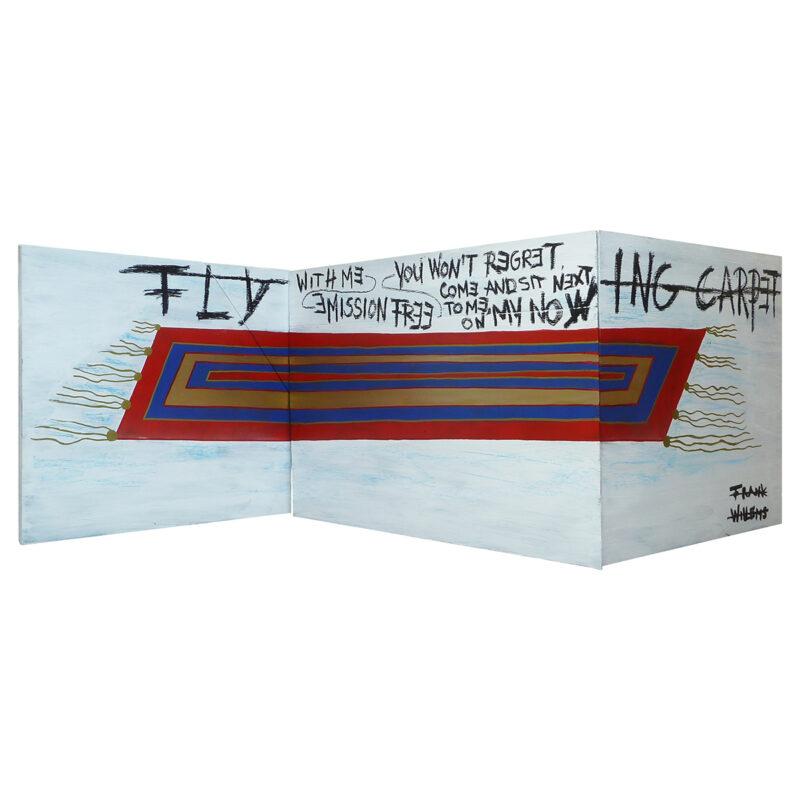 FLYING CARPET total - Frank Willems