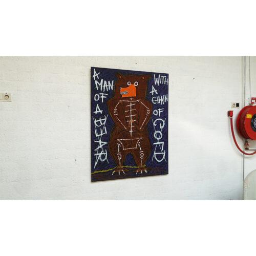 MAN OF A BEAR 01 - Frank Willems
