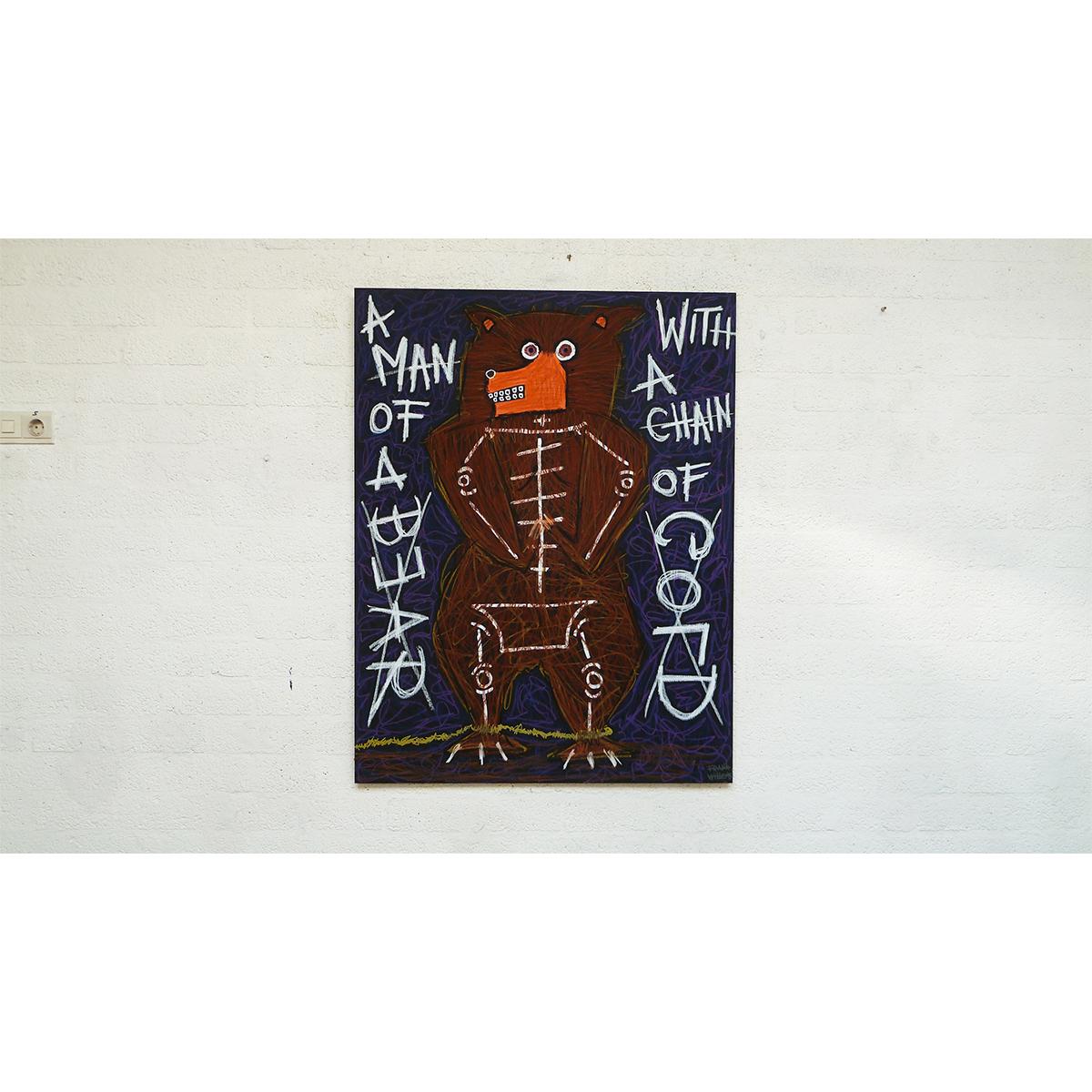 MAN OF A BEAR 02 - Frank Willems