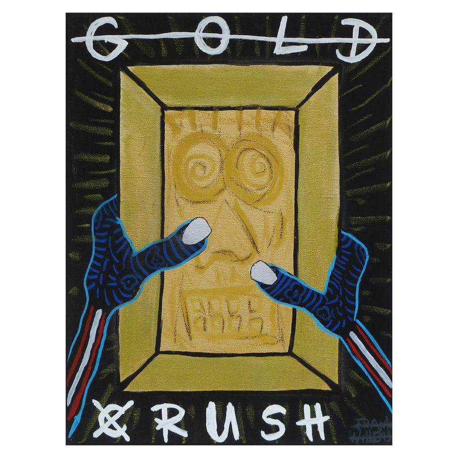 GOLD(C)RUSH - Frank Willems