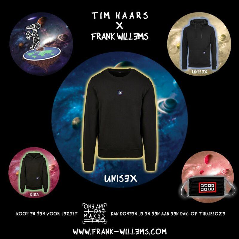 Instagram - ONE AND ONE MAKES TWO - TWENTYTWENTY - sweater - Tim Haars x Frank Willems