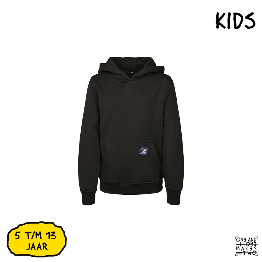 ONE AND ONE MAKES TWO - 2020 - hoodie kids - Tim Haars x Frank Willems