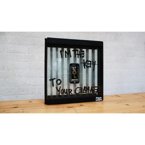 TAP TO (UN)LOCK 01 - Frank Willems