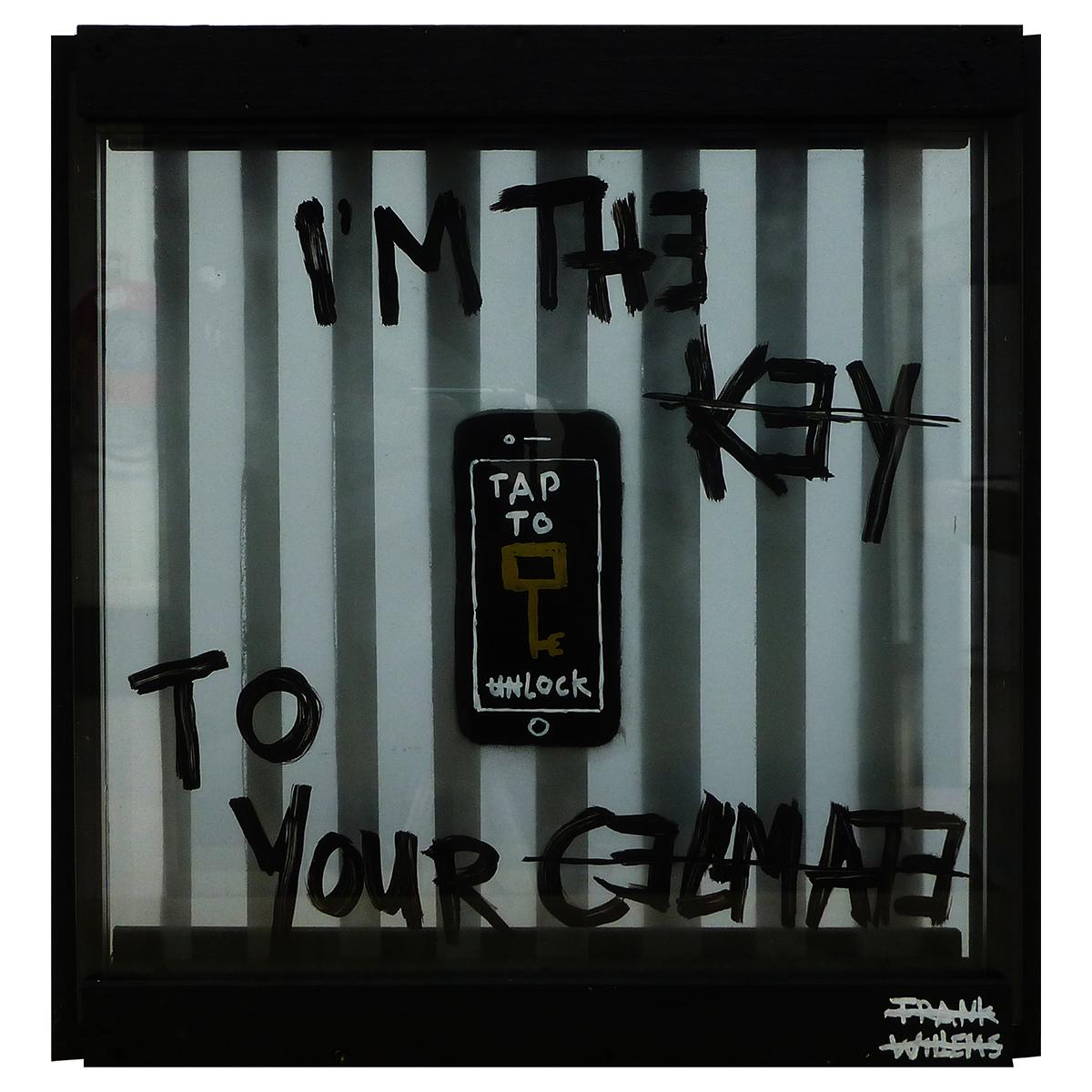 TAP TO (UN)LOCK - Frank Willems