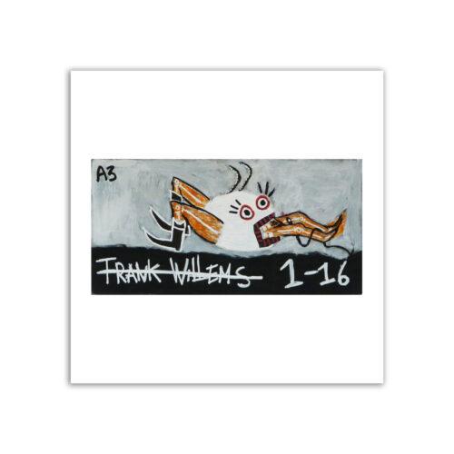 Limited prints - JÉBÉ A3 - Frank Willems