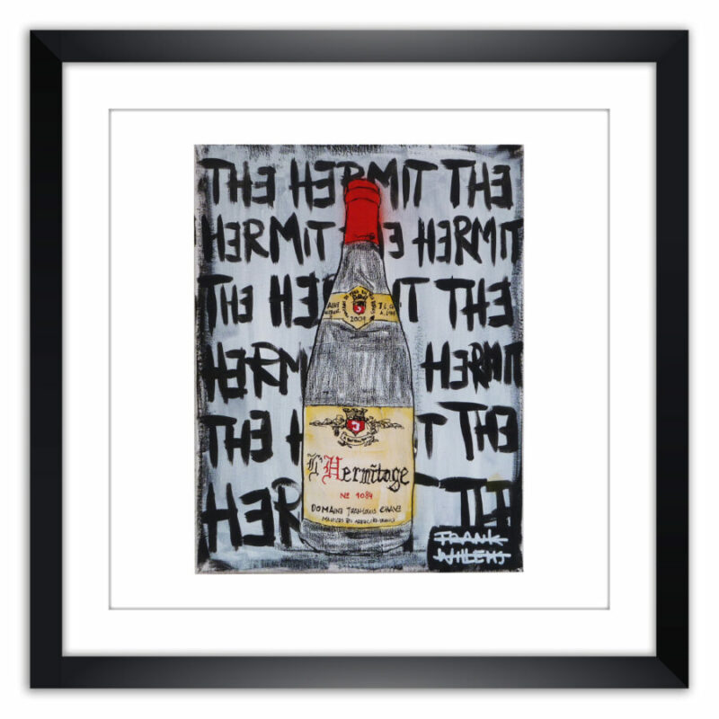 LIMITED EDT. ART PRINT - L'HERMITAGE /// THE HERMIT