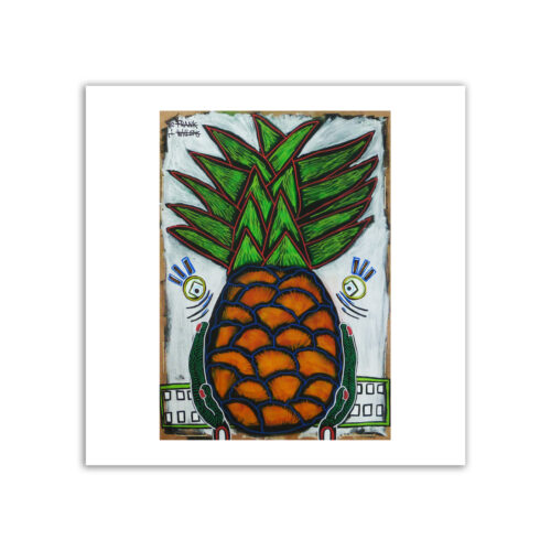 Limited prints - YUMMY PINEAPPLE - Frank Willems