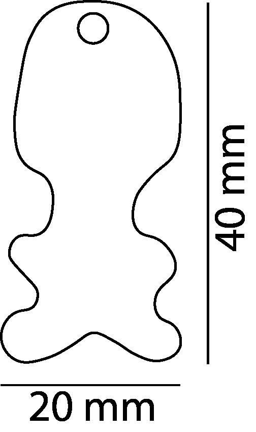 Baboon - pictogram