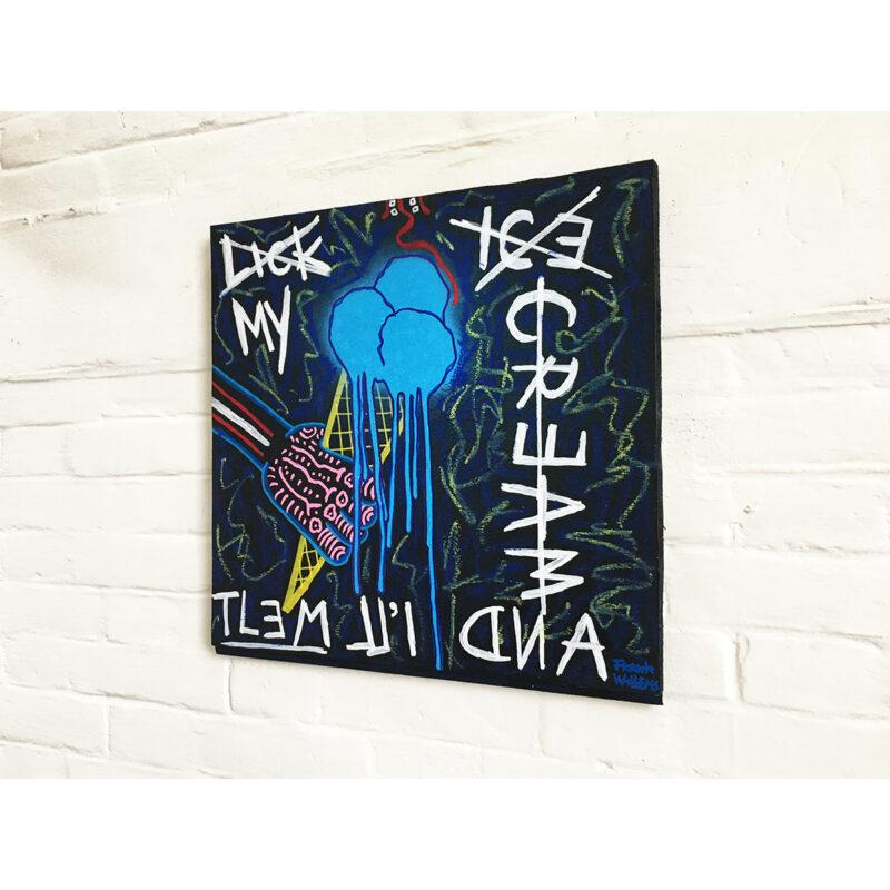 ICE CREAM BLUE 03 - Frank Willems