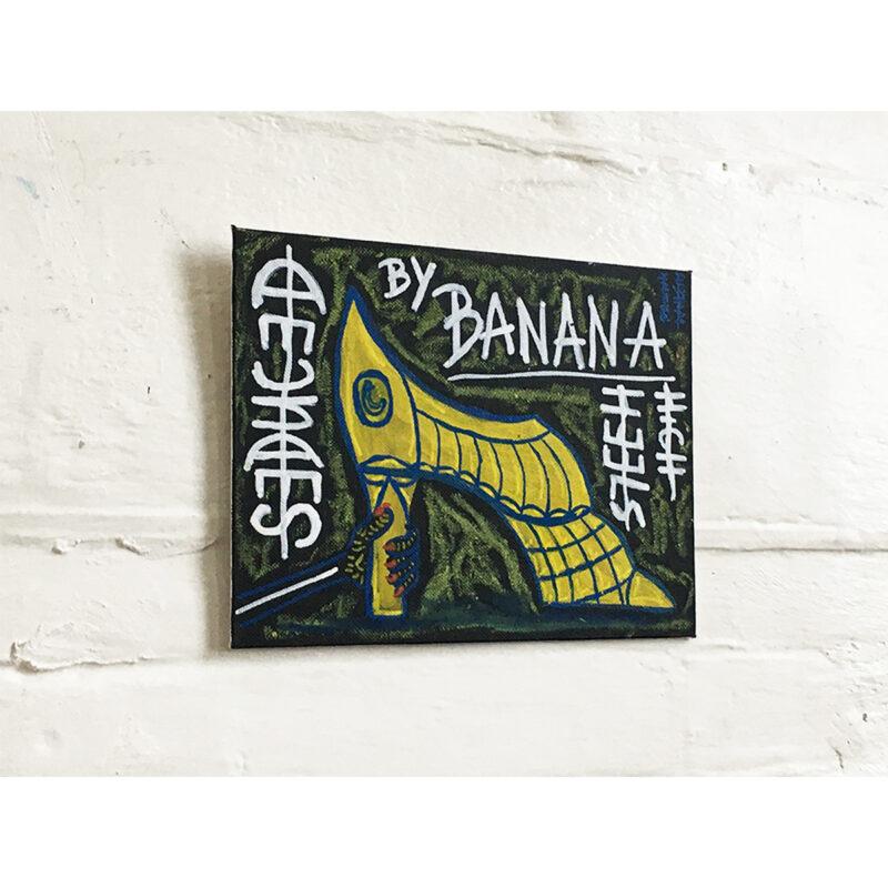 BANANA HIGH HEELS 01 - Frank Willems