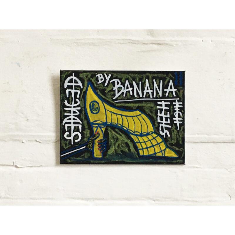 BANANA HIGH HEELS 02 - Frank Willems