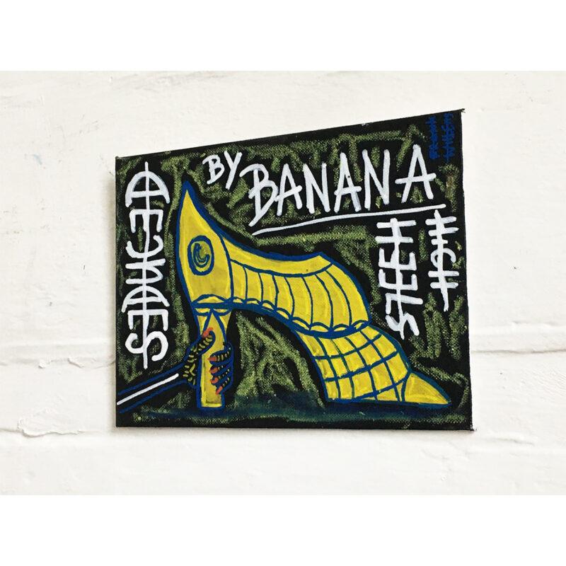 BANANA HIGH HEELS 03 - Frank Willems