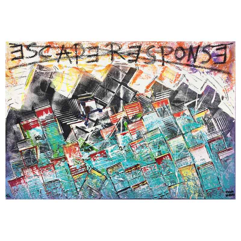ESCAPE RESPONSE - Ron Vogels x Frank Willems