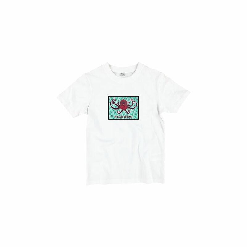 KIDS T-SHIRT - 938 - WHITE