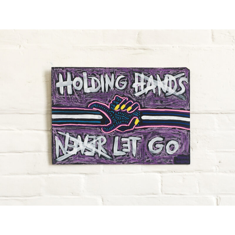 NEVER LET GO 02 - Frank Willems