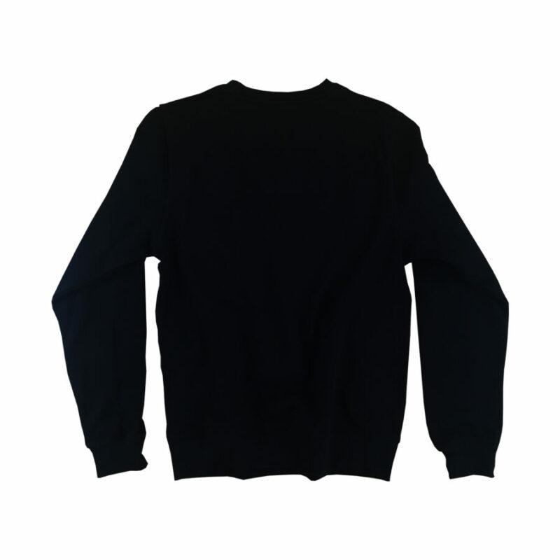 Sweater black - back - Frank Willems