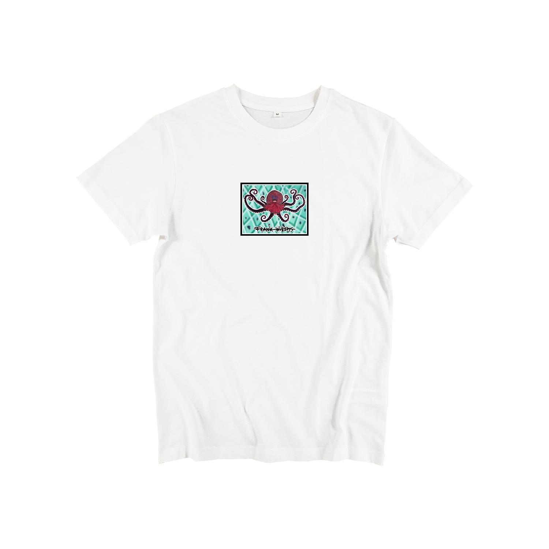 T-shirt white - 938 - Frank Willems